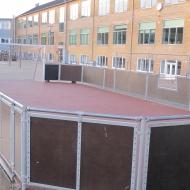 Multibane, Hirtshals skole