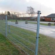 Strong Closing, Tornby skole